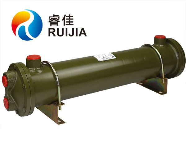 油压机水冷式油冷却器OR-1000