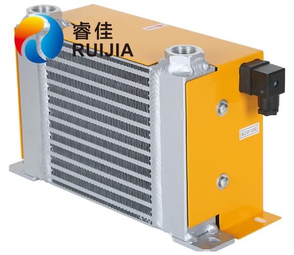 风冷却器AH0608黄色
