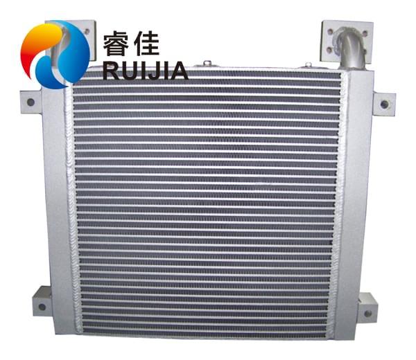 地泵液压油散热器