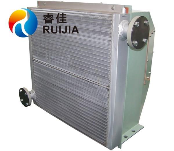 钻机液压油散热器