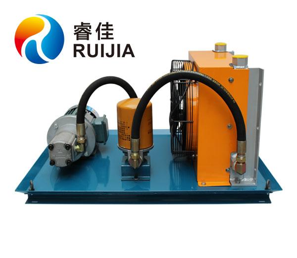 独立循环油泵风冷却器