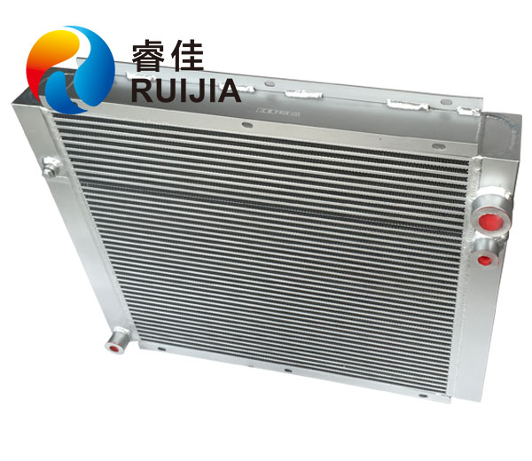ABAC螺杆空压机冷却器