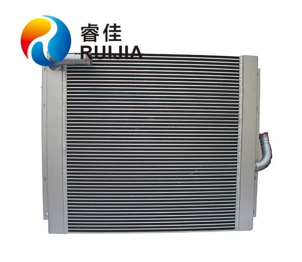 天然气压缩机散热器