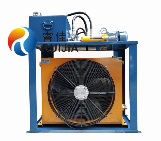 带油箱式独立循环液压风冷却器