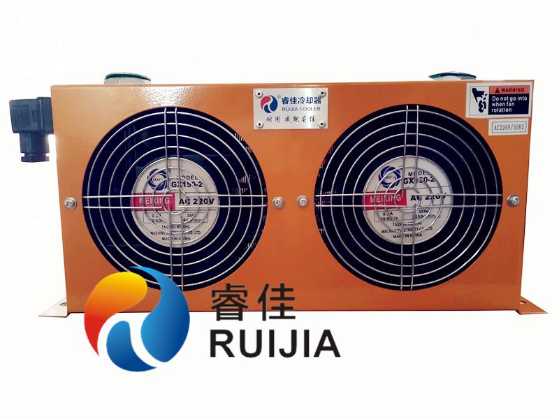 双风扇液压系统油冷却器AH0608L