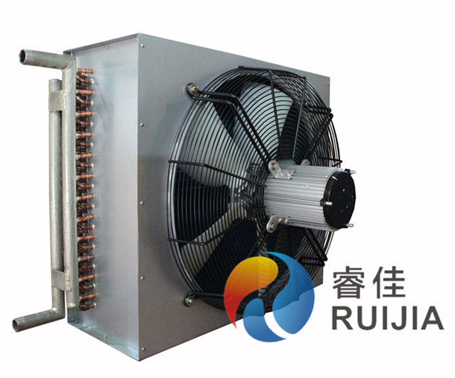 翅片管风冷冷凝器
