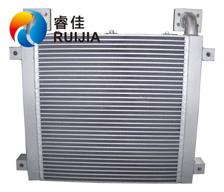 液压油散热器图片