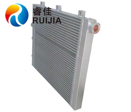 灵格风空压机散热器