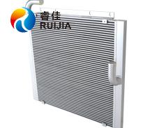 工程机械散热器