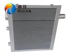 康普艾螺杆式空压机冷却器