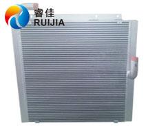 晋工装载机液压油散热器