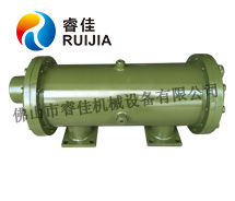 管式油水冷却器
