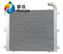 临工装载机油散热器