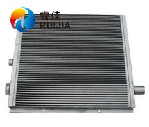 60KW艾高空压机散热器