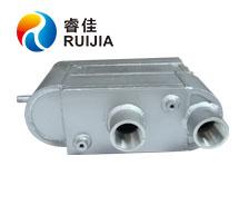 三合一铝制冷却器