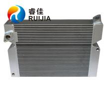 铝制液压油散热器