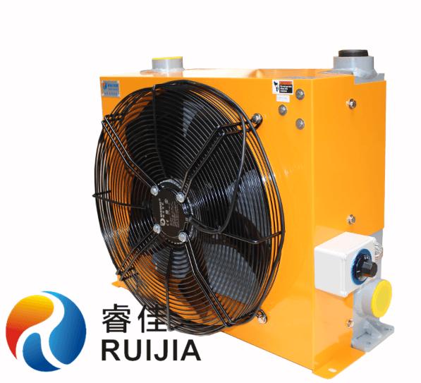 液压站风冷却器RJ-5512H(加装温控版)