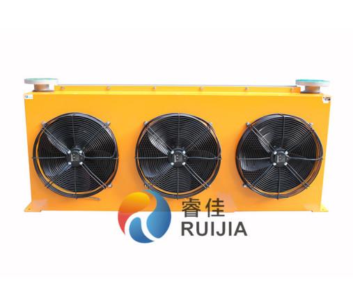 非标定制液压系统冷却器